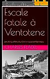 Escale fatale à Ventotene: Les Enquêtes du Commissaire Rameau