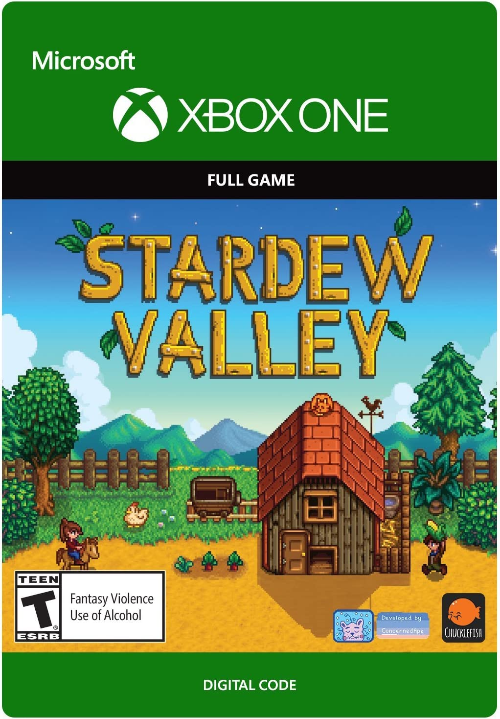 Amazon com: Stardew Valley - Xbox One [Digital Code]: Video