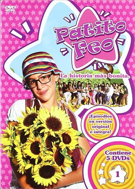 Patito Feo Temp. 1 Part. 1 [DVD]: Amazon.es: Cristian Belgrano, Juan Darthes, Griselda Sicilliani, Gloria Carra, Laura Esquivel, Brenda Asnicar, ...