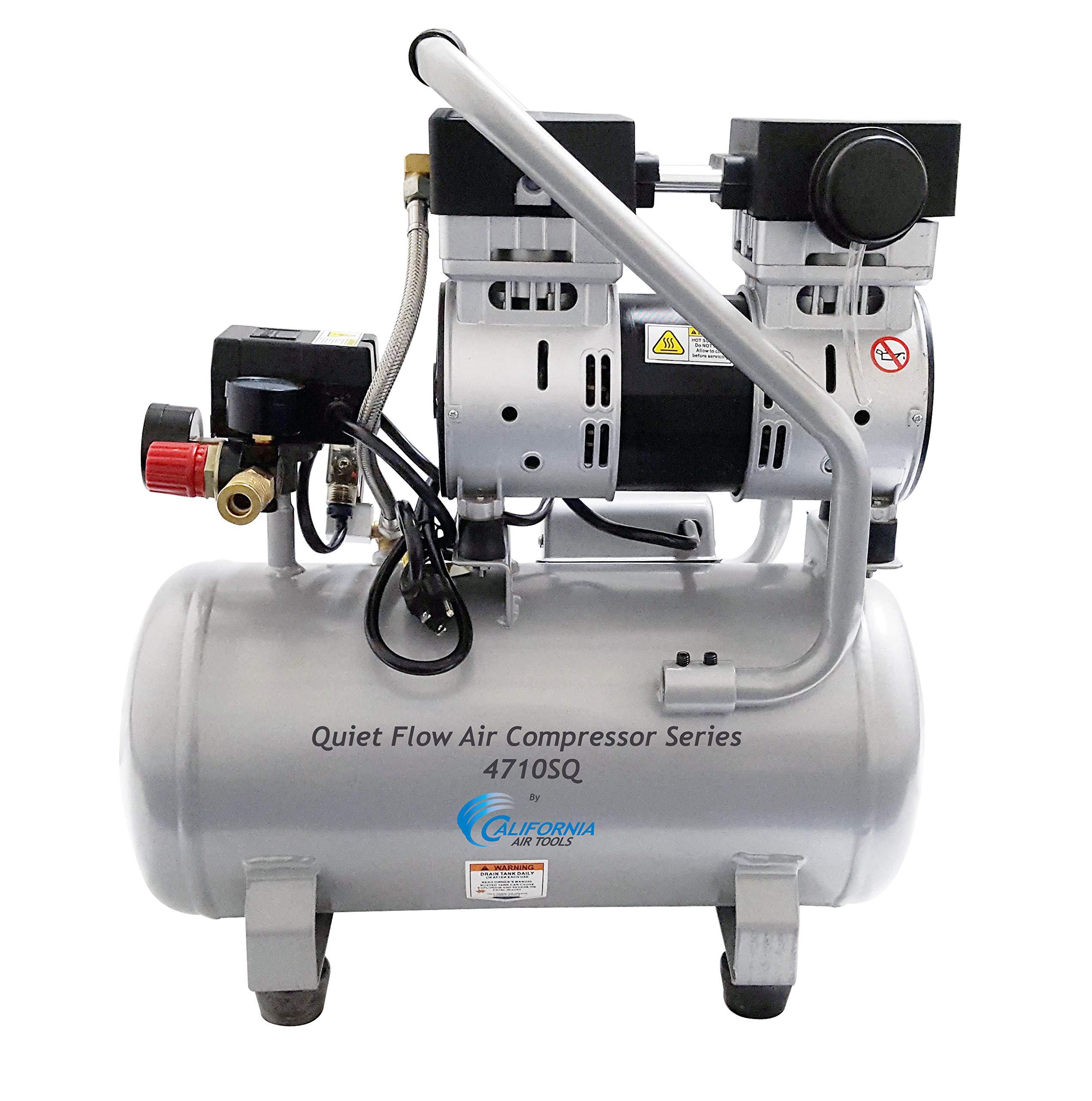 California Air Tools CAT-4710SQ 4710Sq Quiet Compressor by California Air Tools
