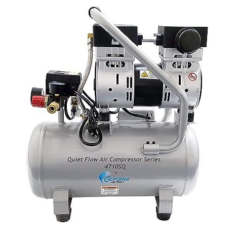 Amazon.com: California Air Tools CAT-4710SQ 4710Sq Quiet Compressor: Home Improvement
