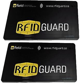 Amazon.com: RFID Tarjeta de guardia Active tarjeta, 2 Twin ...