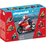 PLAYMOBIL Superbike Vehicle Building Kit