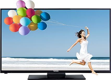 Telefunken l40 F278i3 C – Televisor 3D 102 cm (40 Pulgadas) (Full HD, sintonizador Triple, 3D, Smart TV): Amazon.es: Electrónica