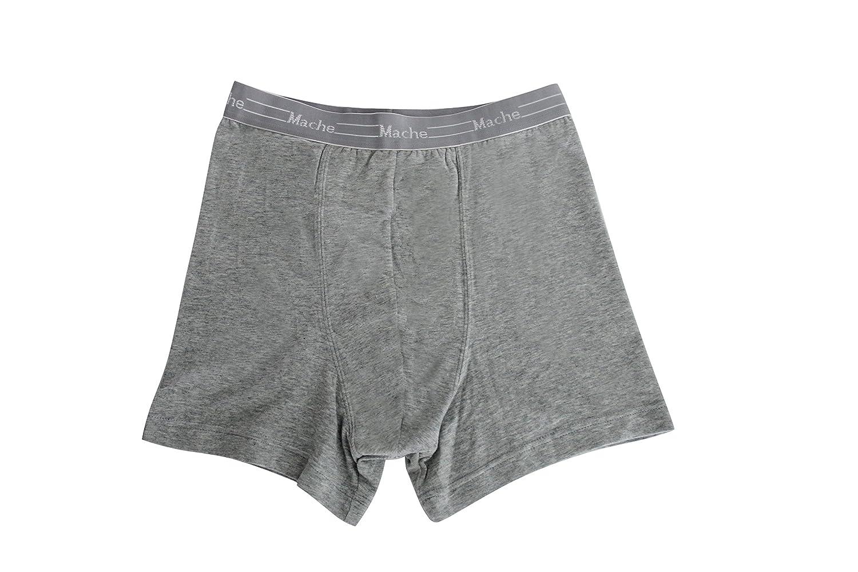 Godsen Mens 3-Pack Boxer Briefs Underwear-Assorted Colors