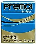 Sculpey Polyform Premo, Tono Azul Cobalto