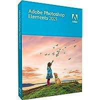 Adobe Photoshop Elements 2021 - Upgrade Upgrade 1 Device 1 Year Windows/Mac Disc