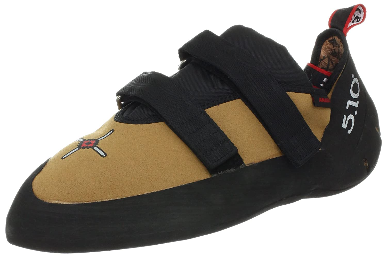Five Ten Men's Anasazi VCS Climbing Shoe Anasazi VCS-M
