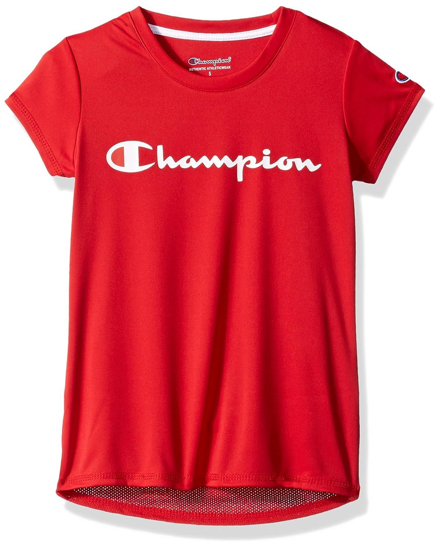 Champion Heritage Girls Ahtletic Short Sleeve Tee T-Shirt