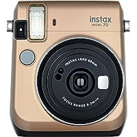 Fujifilm Instax Mini 70 - Instant Film Camera (Gold)