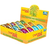 California Scents CG-12CT Lot de 12 désodorisants Gel