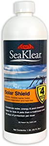 SeaKlear Solar Shield Liquid Pool Solar Cover - 1 Quart (1112000)