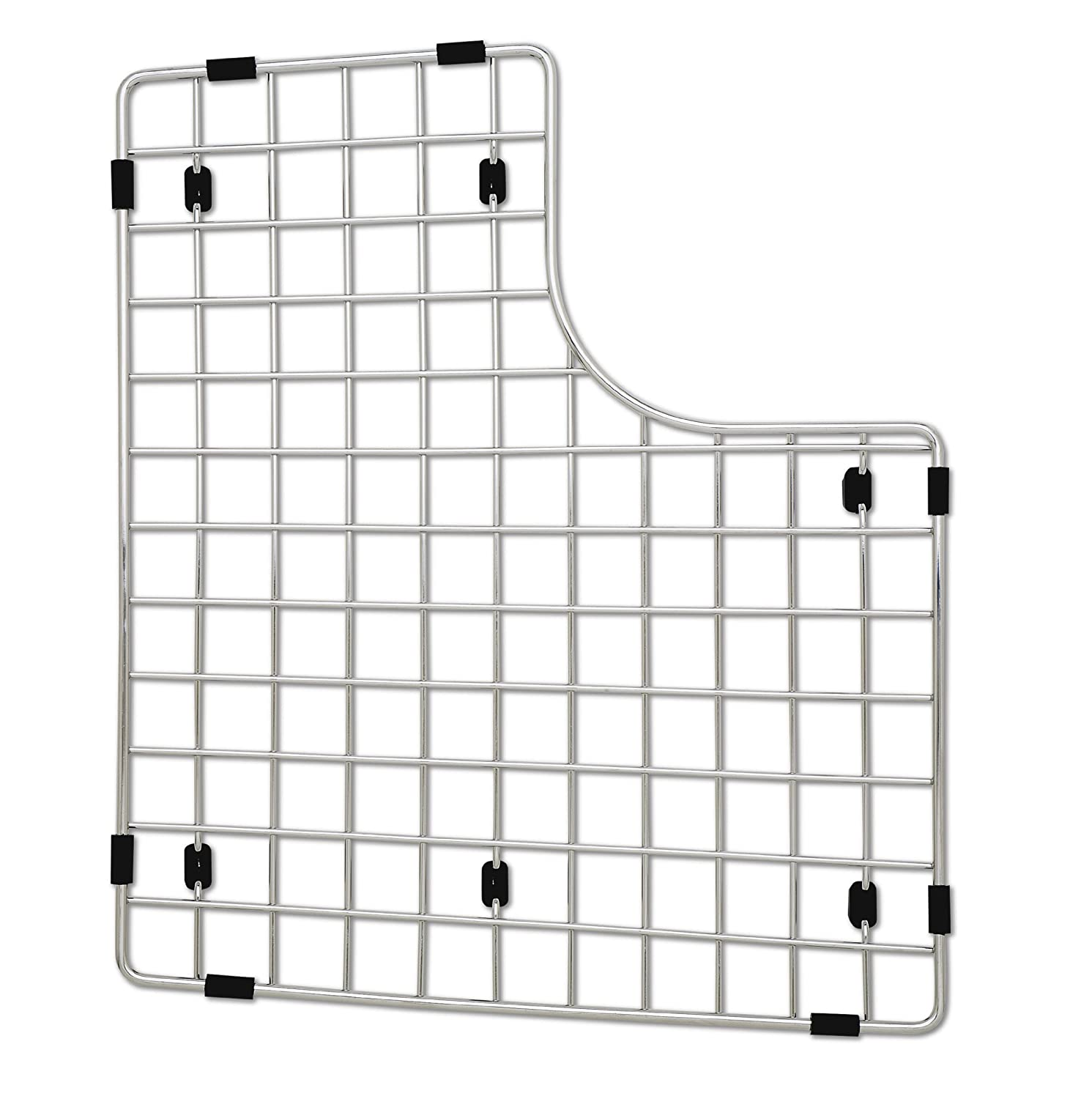 Captivating Blanco 222429 Sink Grid, Fits Performa Silgranit II Double Bowl Left Bowl, Stainless  Steel     Amazon.com