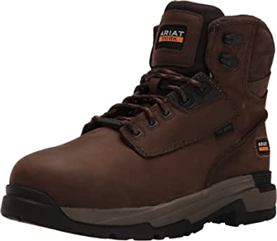 حذاء عمل رجالي من Ariat Mastergrip مقاس 15.24 سم H2O مركب لأصابع القدم