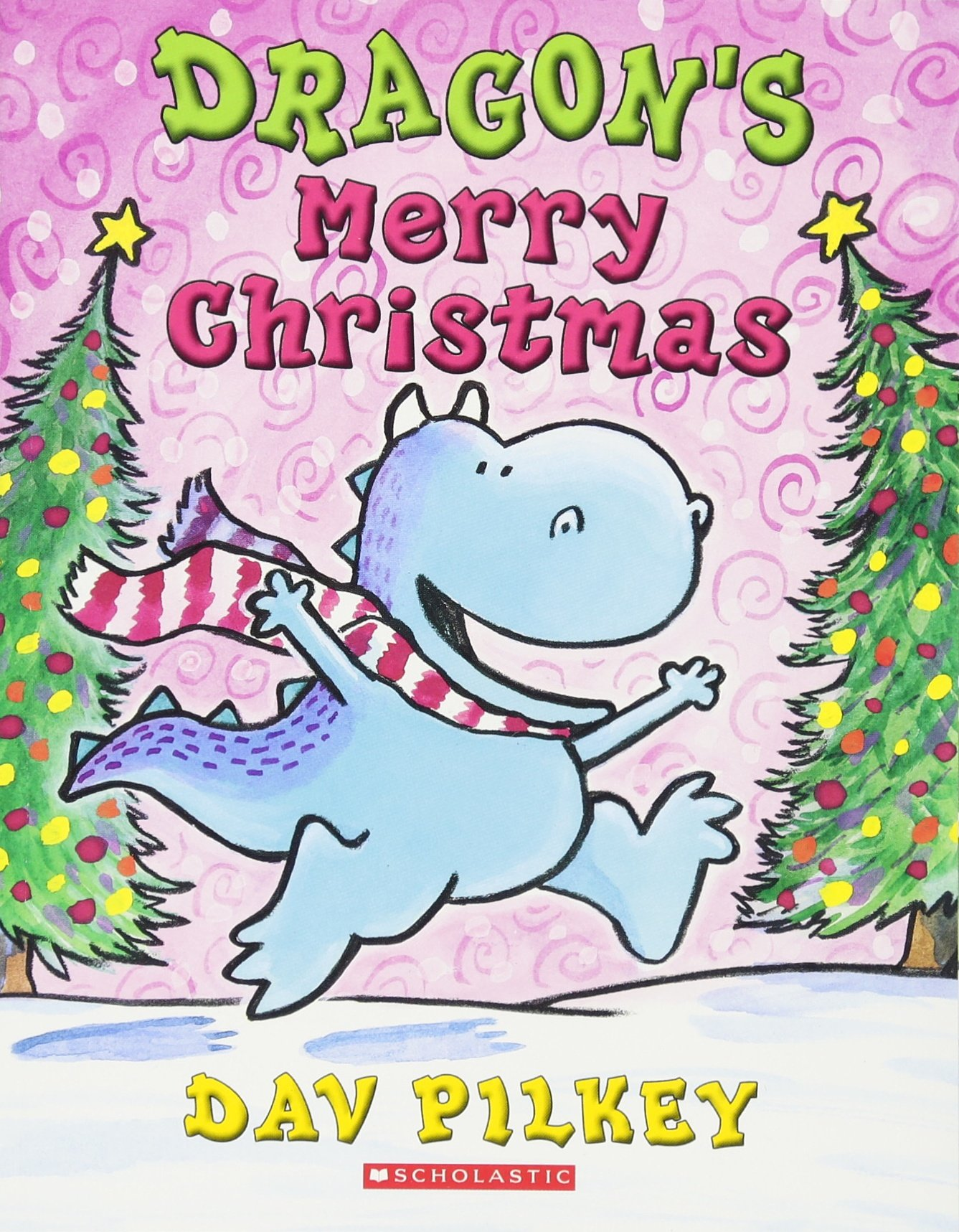 Dragon's Merry Christmas pdf