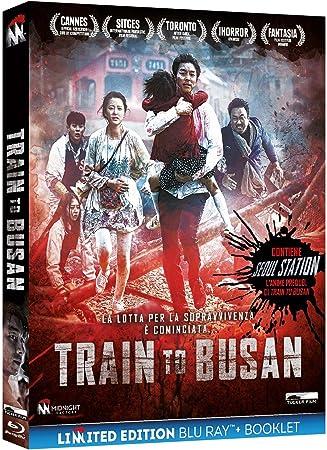 Train To Busan- Limited Edition (2 Blu-Ray, Film + Anime Seoul Station)