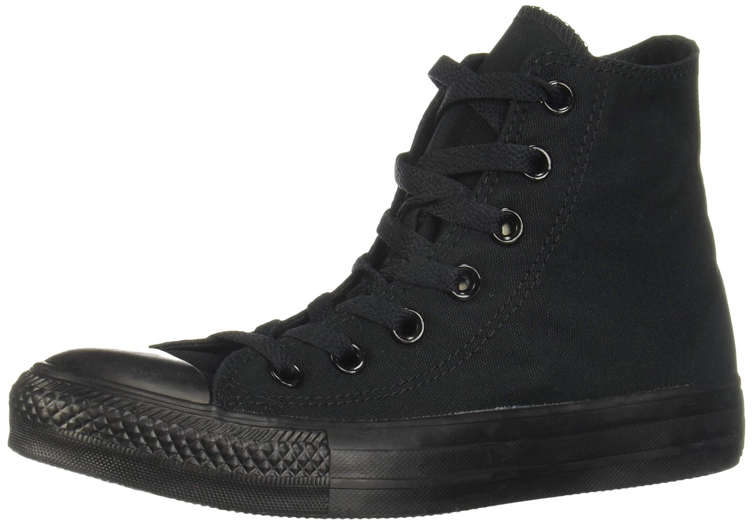 f59810d6ae1 Galleon - Converse Chuck Taylor All Star Shoes (M3310) Hi Black Monochrome