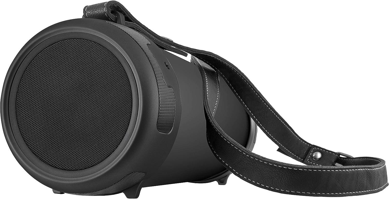 Imperial 22 9065 00 Beatsman 2 Mobiler Bluetooth 2 1 Lautsprecher Mit Ukw Radio Microsd Kartenleser Aux Eingang Schwarz Audio Hifi