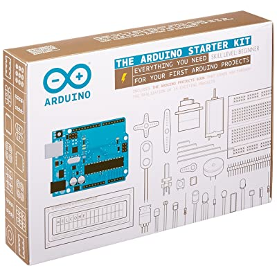 "ARDUINO 2171188 K000007 The Starter Kit, 1.5"": Industrial & Scientific [5Bkhe1106097]"
