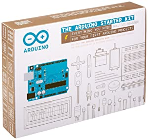 ARDUINO 2171188 K000007 The Starter Kit, 1.5""