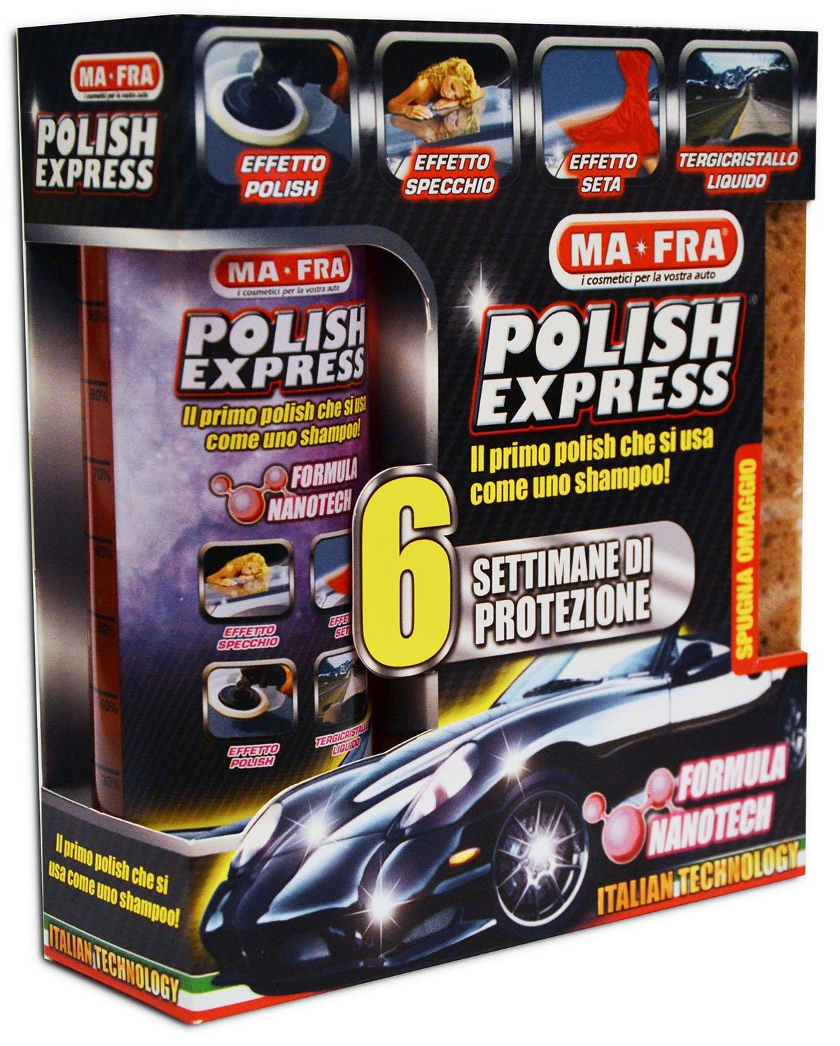 Ma-FRA Kit Polish Express pour Voiture Ma Fra S.p.A H0420
