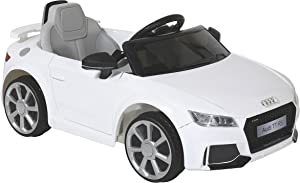 Audi TT Rs 6V Roadster, White