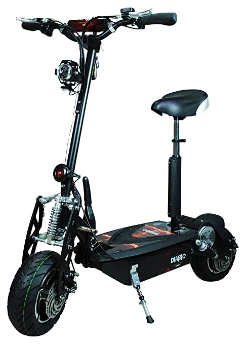 SABWAY Patinete Electrico Adulto con Asiento 1900W - Scooter ...