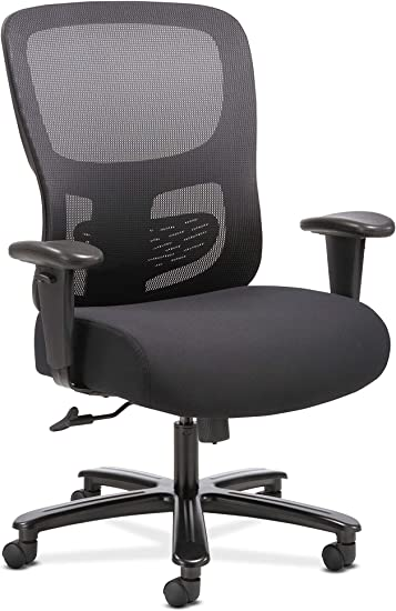 Sadie Big and Tall Office Computer Chair - Best Heavy-Duty Chair