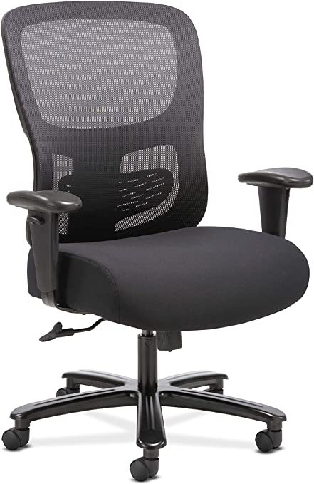 Sadie Big and Tall Office Computer Chair - Best for Ergonomic Design