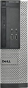 Dell 3020 SFF, Core i5-4570 3.2GHz, 8GB RAM, 500GB Hard Drive, DVDRW, Windows 10 Pro 64bit (Renewed)