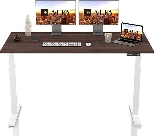 ALFA Furnishing Upgraded Standing Desk 60″