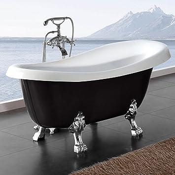 Design Badewanne möbelcreative freistehende design badewanne nostalgie inkl ab und