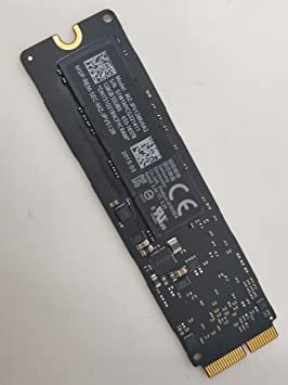 COMPRO PC Disco Duro SSD para Apple Macbook Air 13