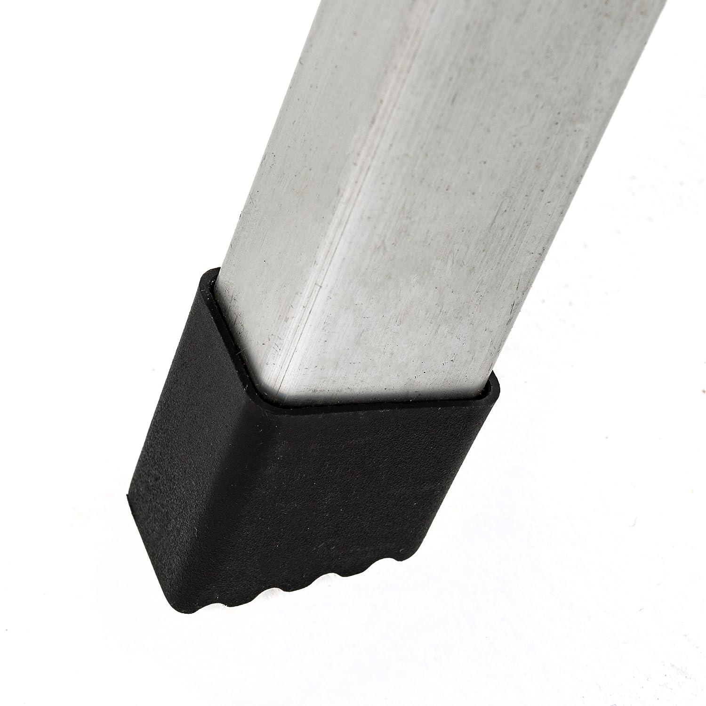 Aluminium Klappleiter mit 2,3,4,5 oder 6 Stufen 5 Stufen