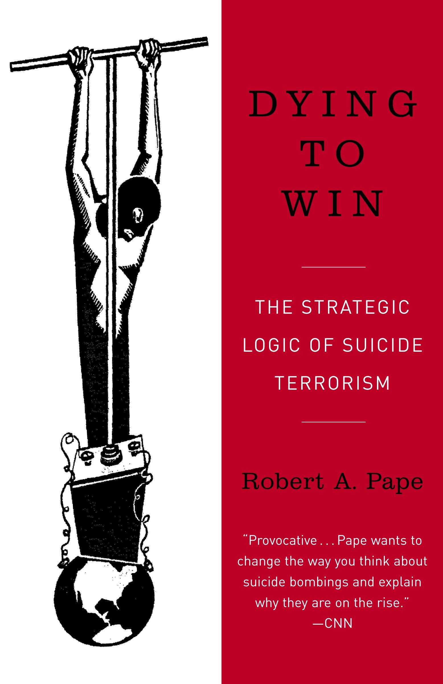the strategic logic of suicide terrorism summary