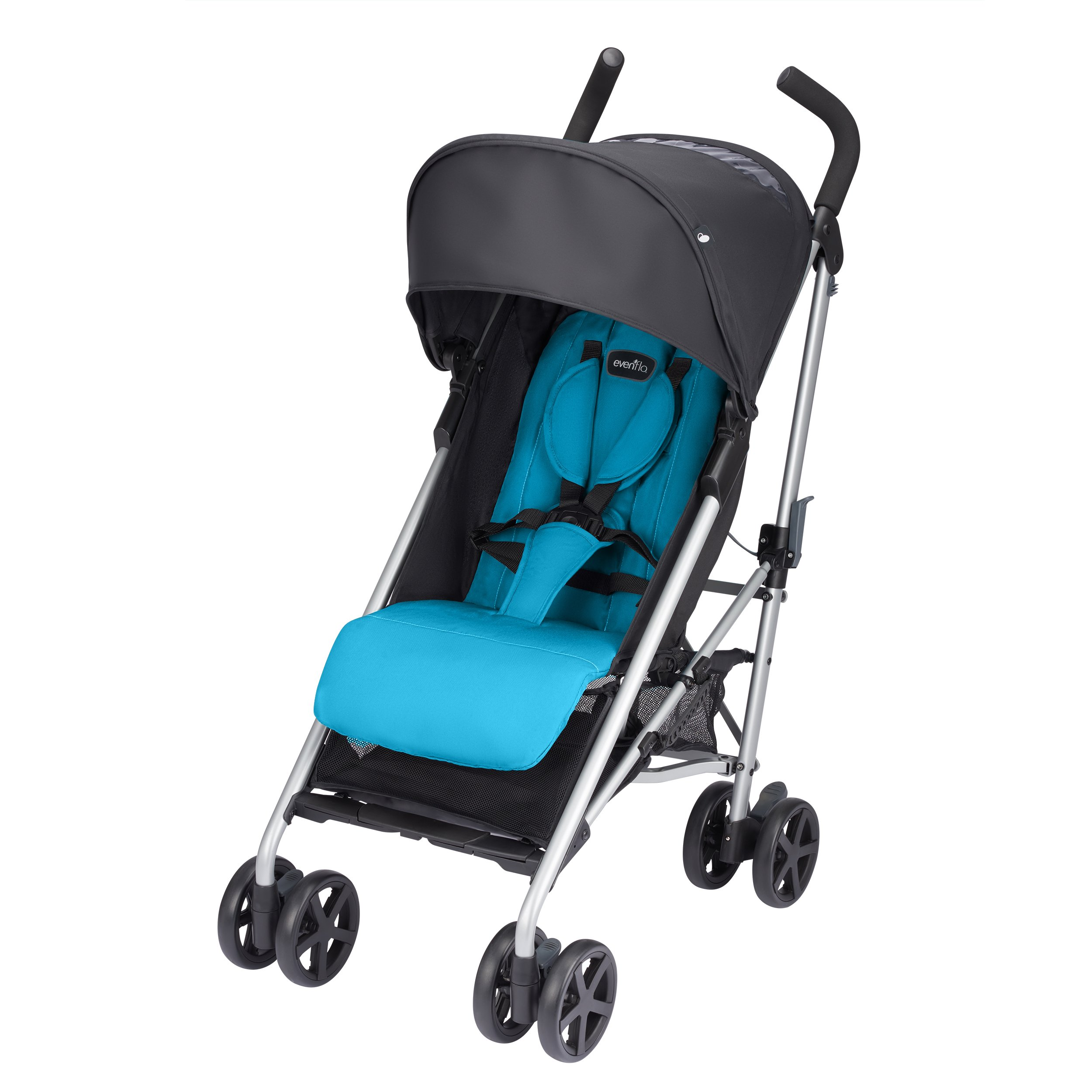 Evenflo Minno Lightweight Stroller, Seashore Blue