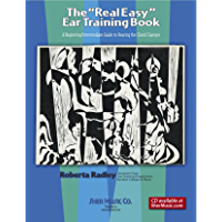 """The """"Real Easy"""" Ear Training Book book cover"""