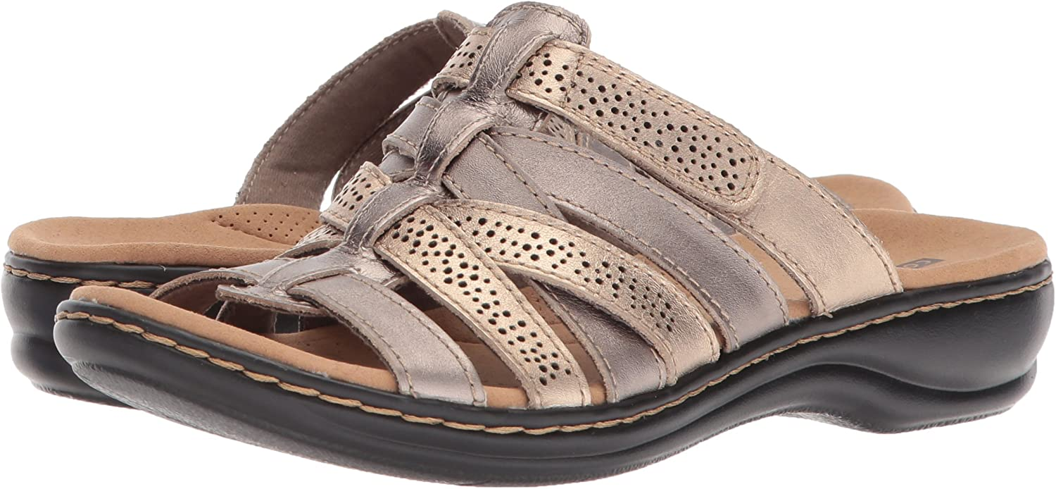 Clarks Womens Leisa Field Platform