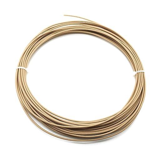 3 opinioni per AptoFun Wood filament (1.75mm, 25 g, 200