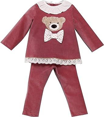 CHANDAL niña bebé rosa CHARLOTTE _ chandal niña bebe, chandal bebe ...