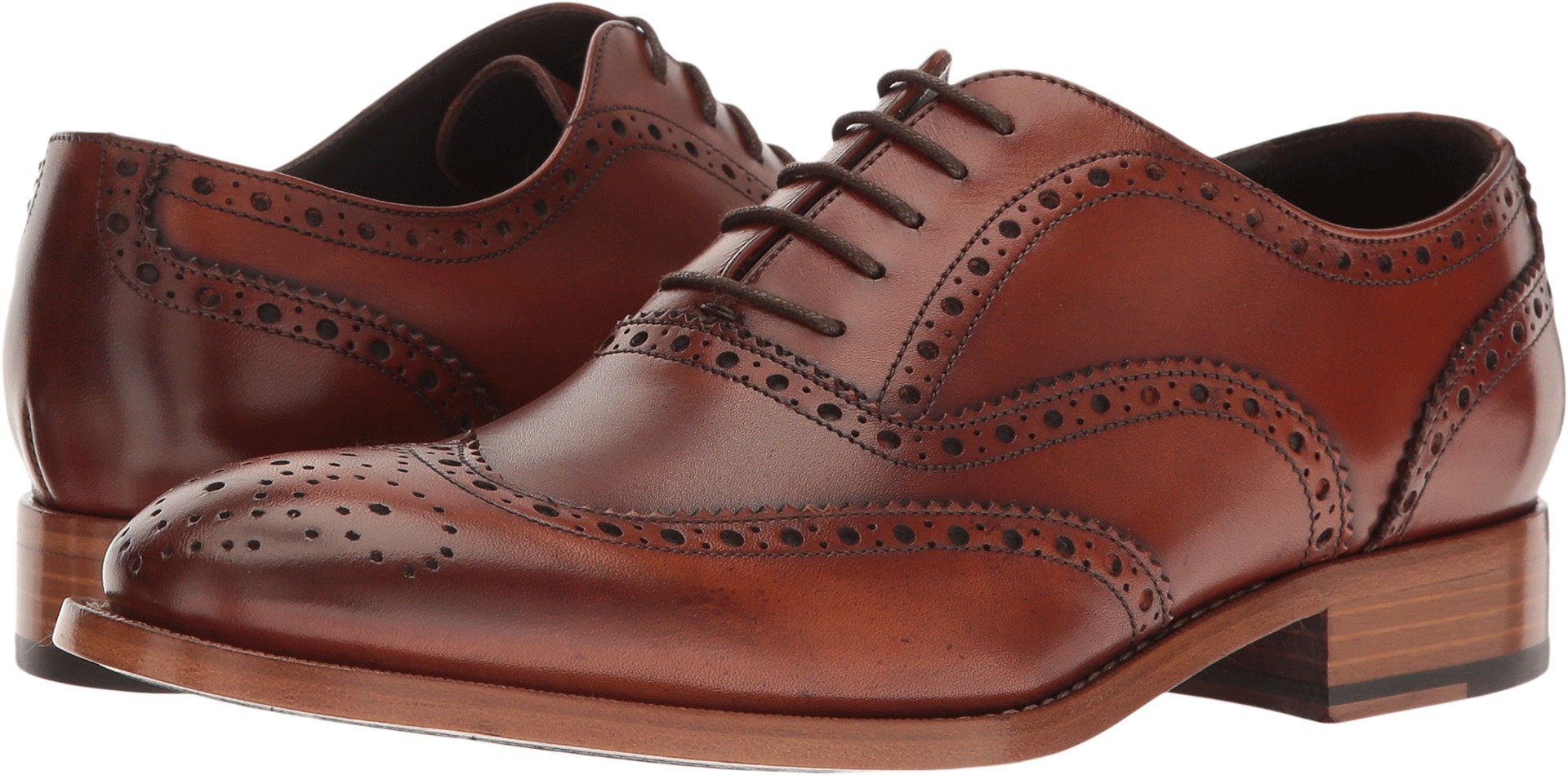 To Boot New York Men's William Oxford, Praga Cognac, 8 M US