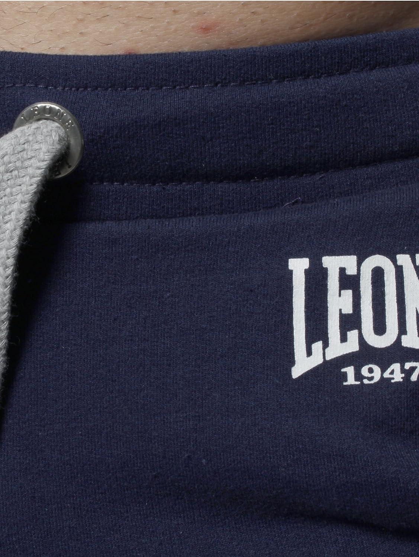 Leone 1947 Chándal Lsm1003 Gris Jaspeado/Azul 2XL: Amazon.es: Ropa ...