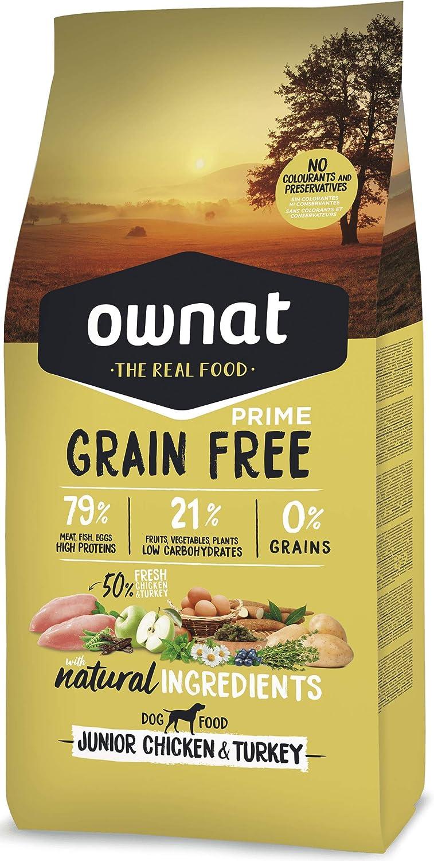 Ownat Grain Free Prime Junior Chicken & Turkey 3000 g