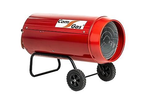 com-gas 40A-Generador Aire Caliente Potencia 15.000/30.000 kcal/h,