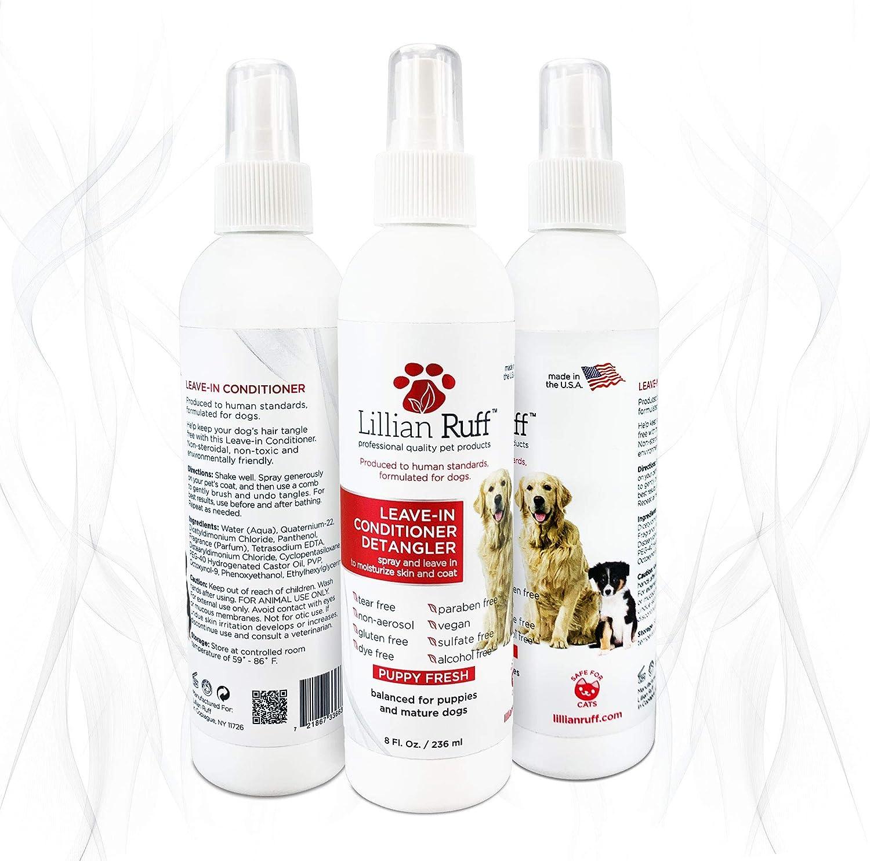 Los mejores sprays desenredantes para perros [year] (análisis) 7