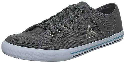 Le Coq Sportif Zapatillas Lona Saint Malo Plomo EU 43: Amazon.es: Zapatos y complementos