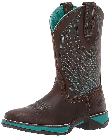 a9353f4681e19 ARIAT Women's Fatbaby Cowboy Boots