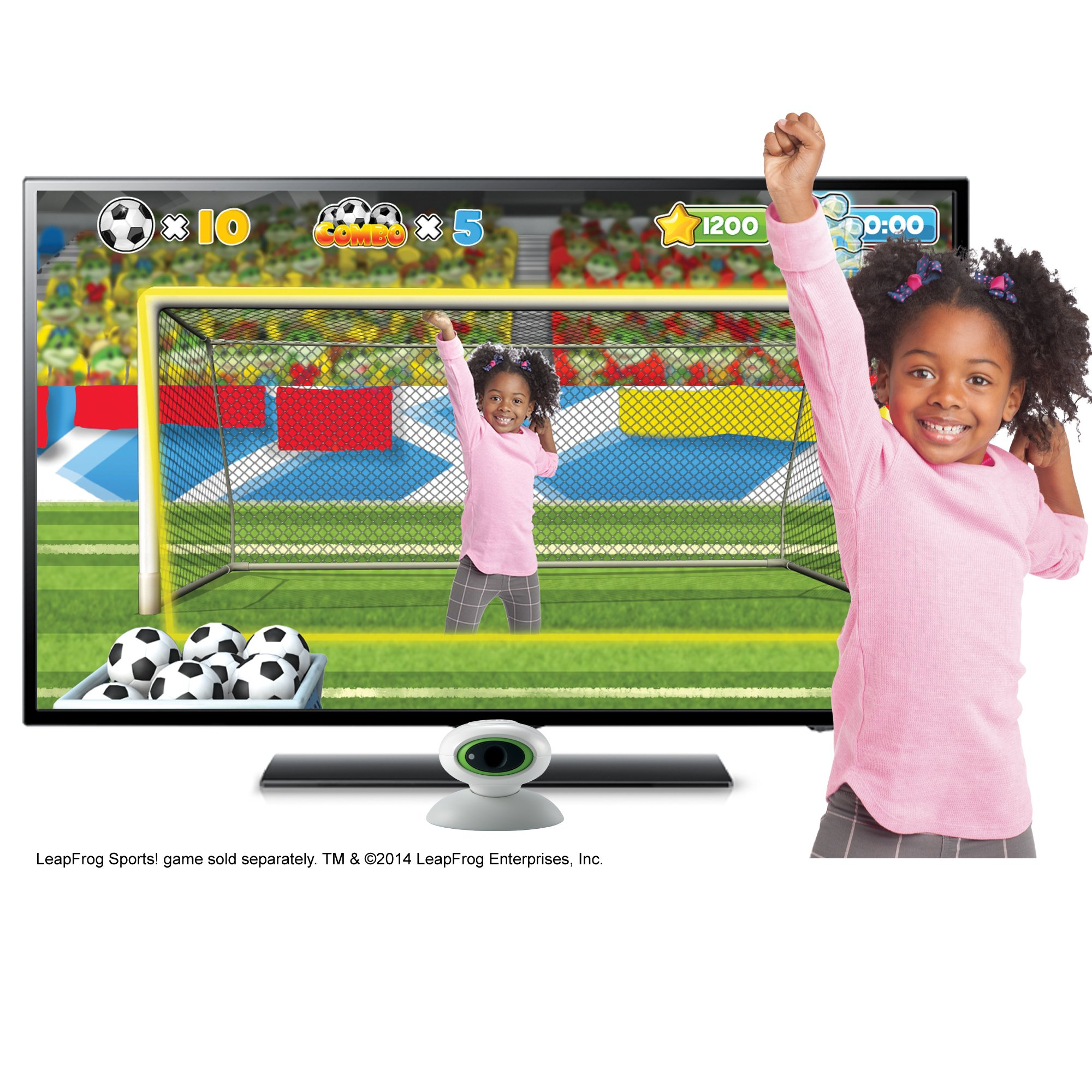 LeapFrog LeapTV Educational Gaming System(Discontinued by manufacturer) by LeapFrog (Image #5)