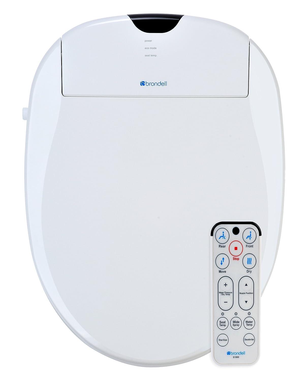 Strange Brondell S1000 Rw Swash 1000 Advanced Bidet Round Toilet Short Links Chair Design For Home Short Linksinfo