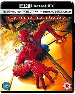 Spider-Man 3 [Blu-ray] [2007] [Region Free]: Amazon co uk: Tobey